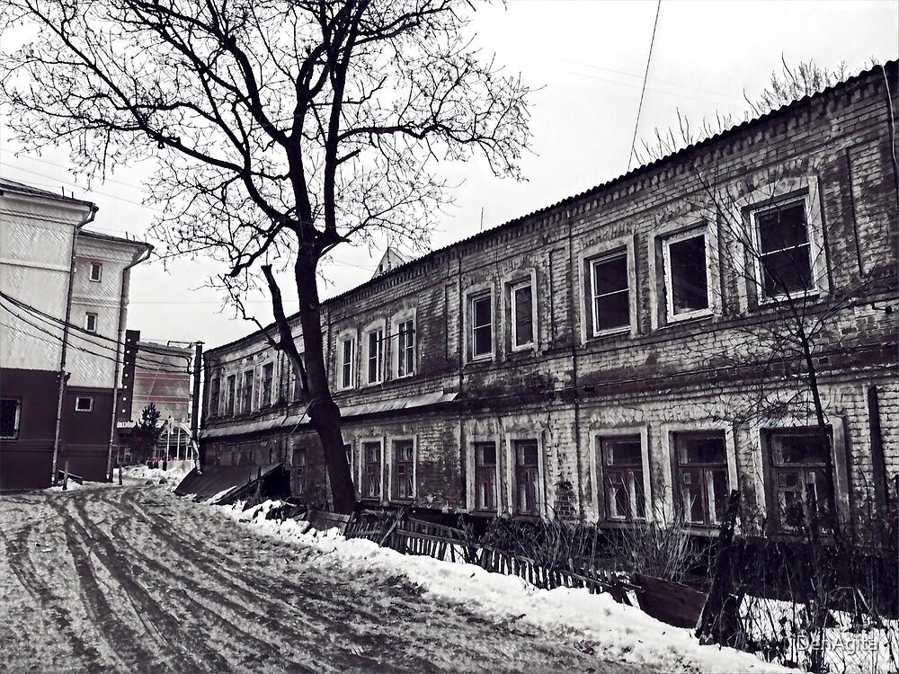 Great Pokrovskaya view by DenAgita