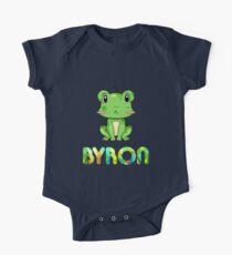 Byron Frog One Piece - Short Sleeve