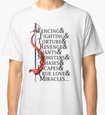 The Princess Bride  Classic T-Shirt