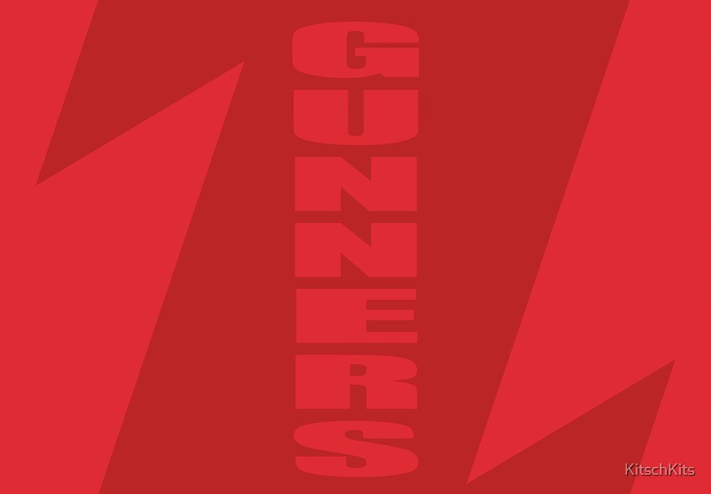 Arsenal 94-95 Home  by KitschKits