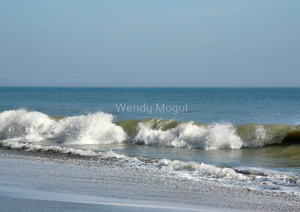 Feel The Wave!! by Wendy Mogul
