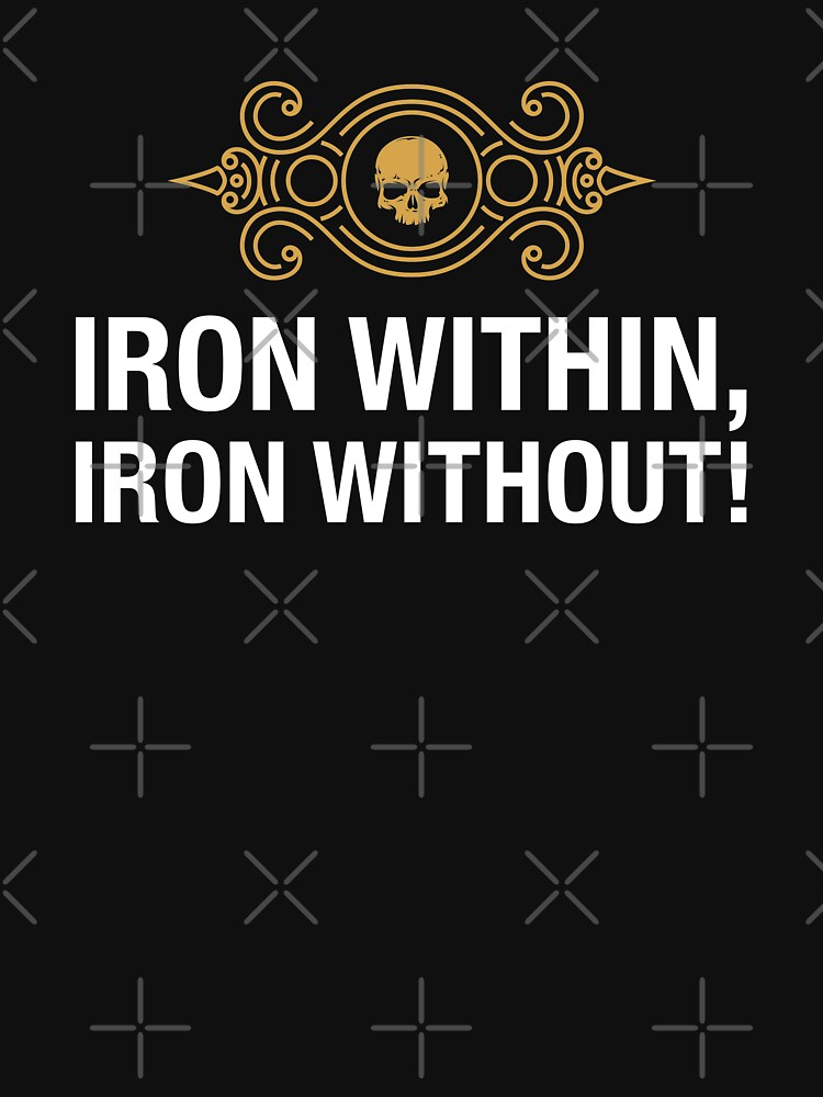 Iron Warriors Battlecry Miniature Wargaming Gaming by pixeptional