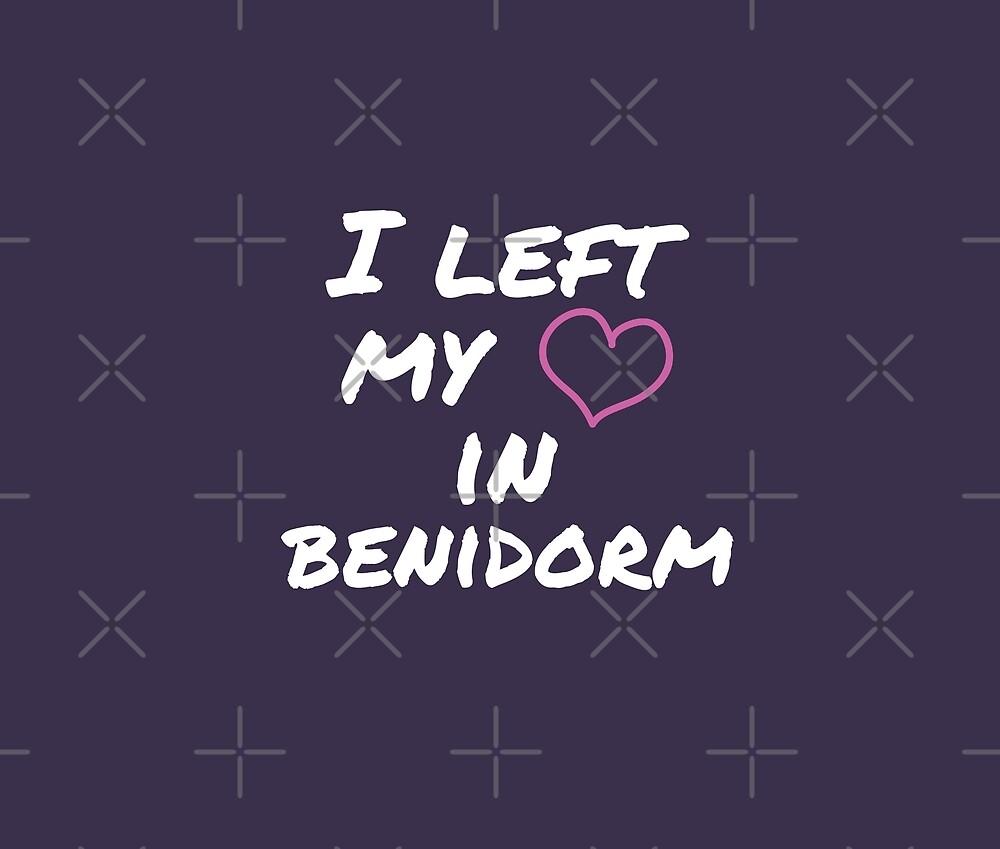 I Left My Heart In Benidorm by Jack Leeson