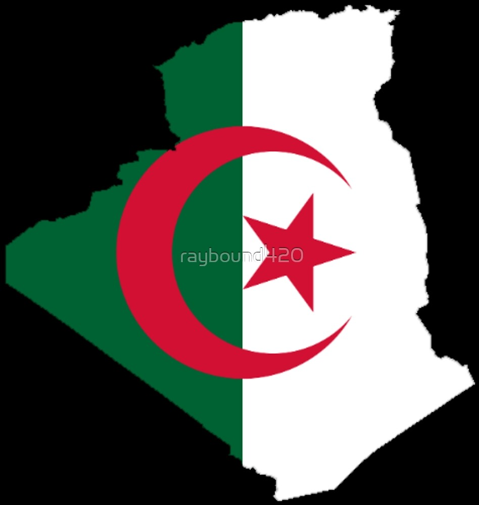 Algeria by raybound420