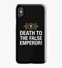 Black Legion Sons of Horus Chaos 40k Battlecry Wargaming Gaming iPhone Case/Skin