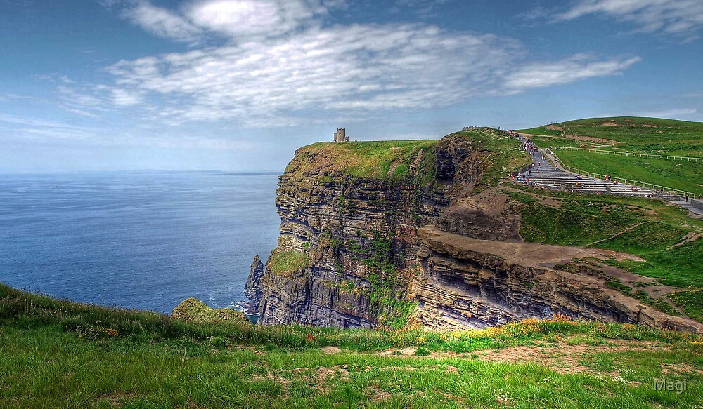 Cliff Castle by Magi