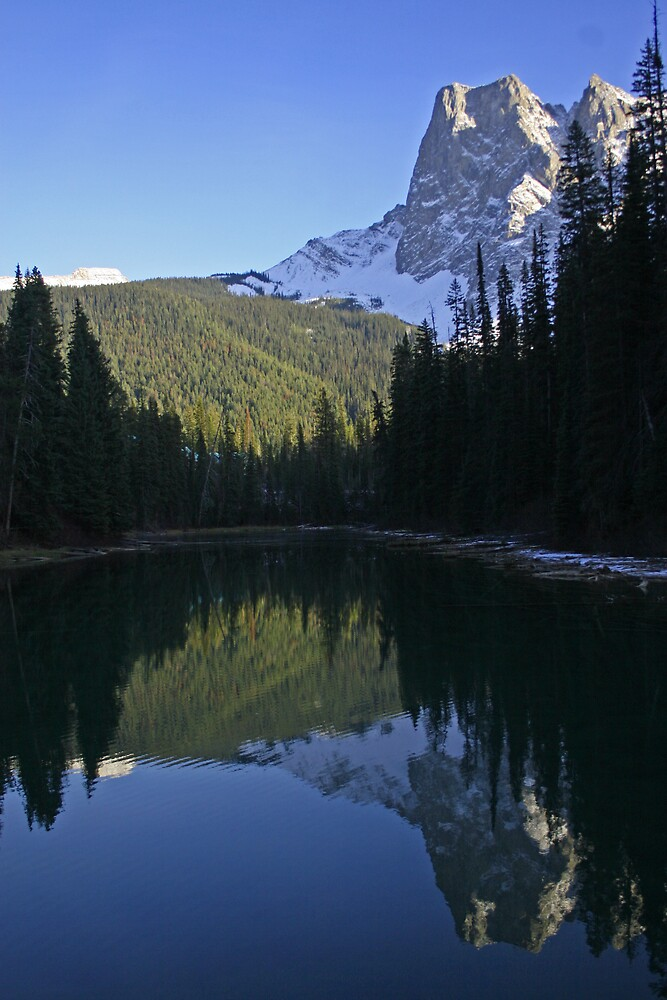 Canadian landscape by katoadam