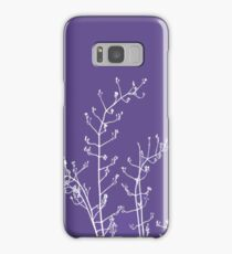 Pantone Color of the Year 2018: Ultra Violet Samsung Galaxy Case/Skin