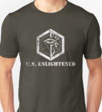 U.S. ENLIGHTENED - Ingress T-Shirt