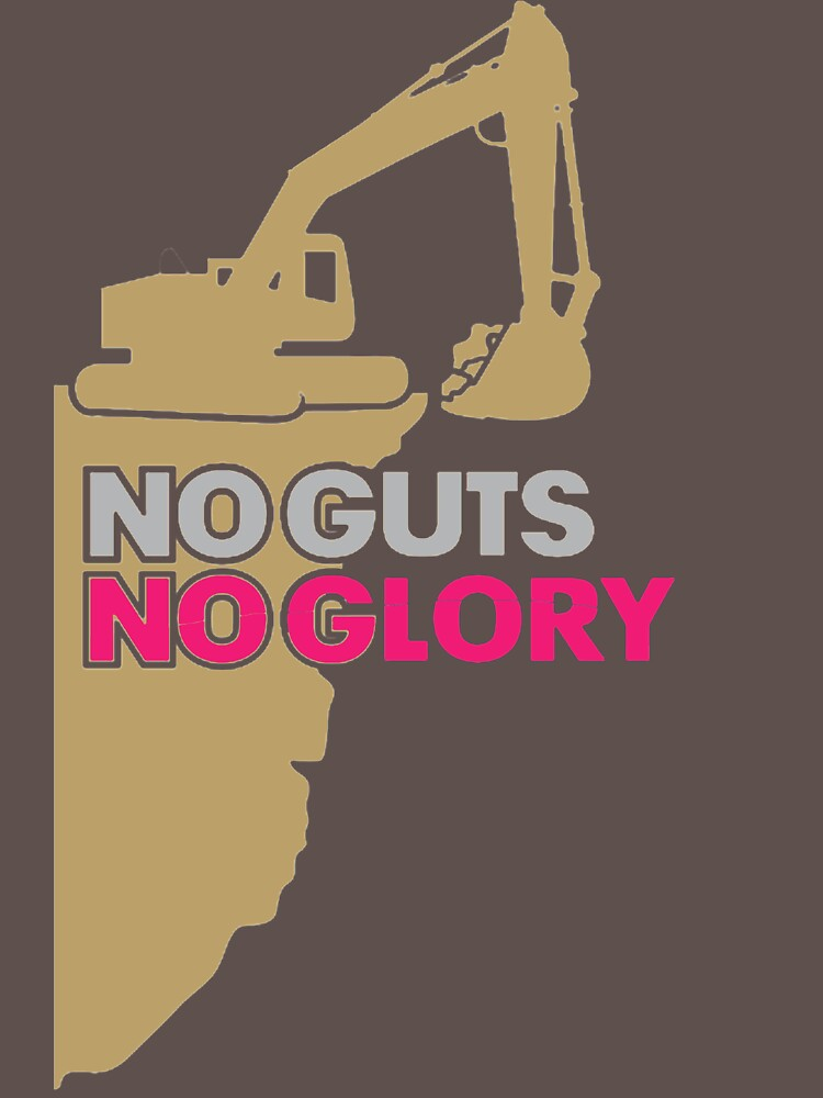 No Guts No Glory New PY436 New Product by Diniansia