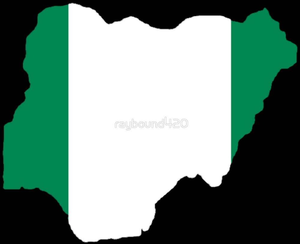 Nigeria by raybound420