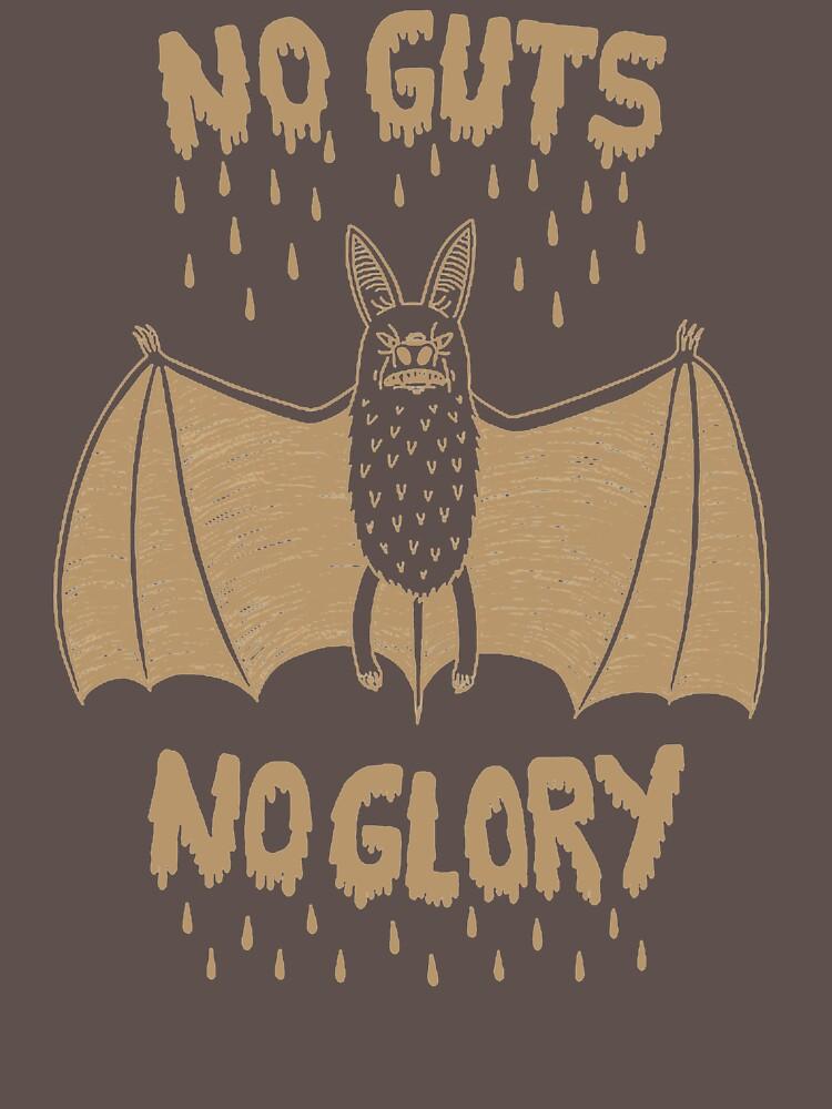 No Guts No Glory WM847 Trending by Diniansia