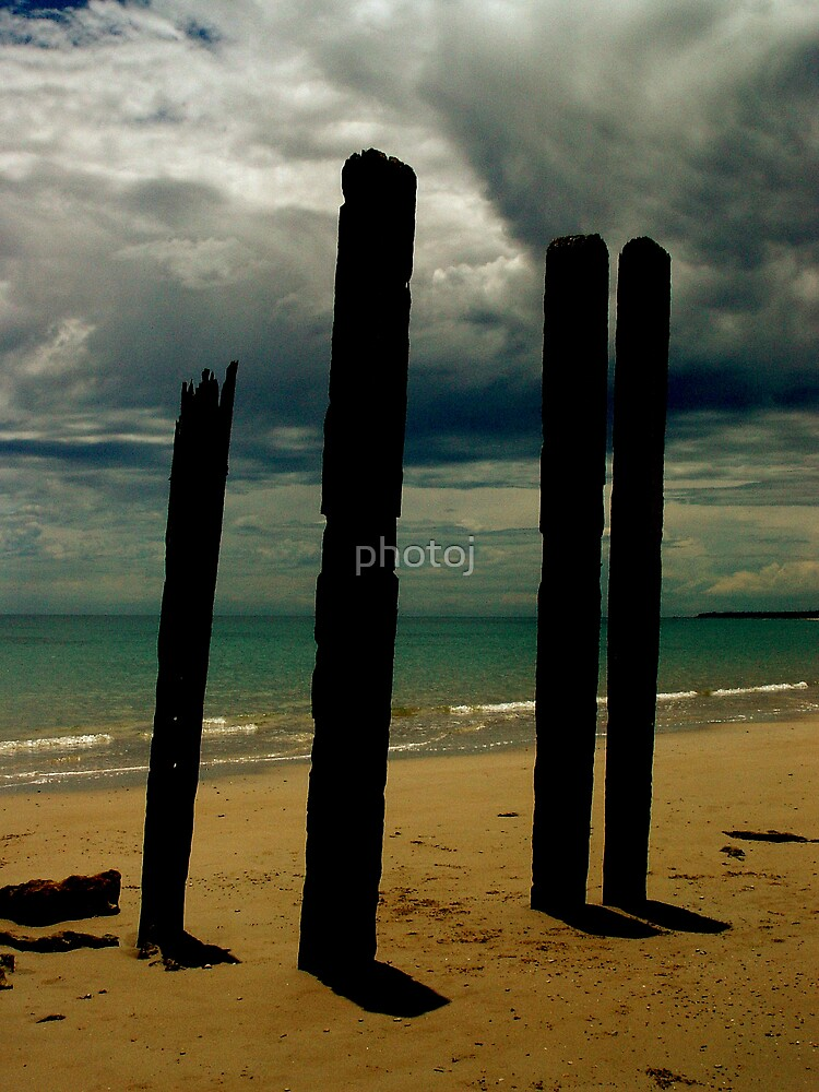 photoj S.A.Willunga Beach Landscape by photoj