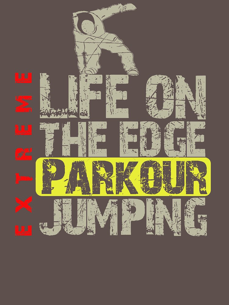 Life On The Edge Parkour Jumping VO761 Trending by Anywalks