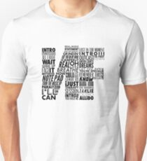 NF - Word Collaboration Unisex T-Shirt