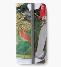 Peace on Earth - Winter wonder iPhone Wallet/Case/Skin