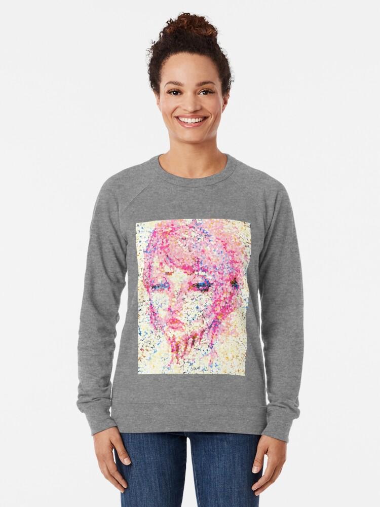 Alternative Ansicht von Pastell Leichter Pullover