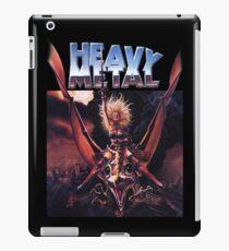 Heavy Metal Movie iPad Case/Skin