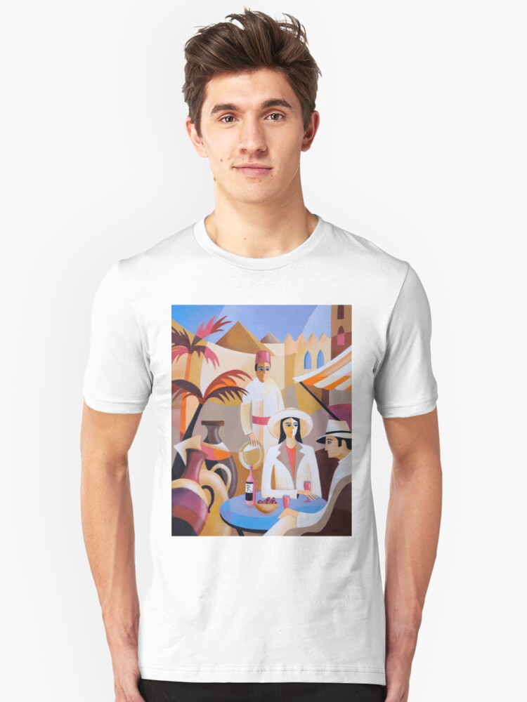 Alternate view of EGYPT Slim Fit T-Shirt