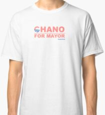 Chano for Mayor Classic T-Shirt