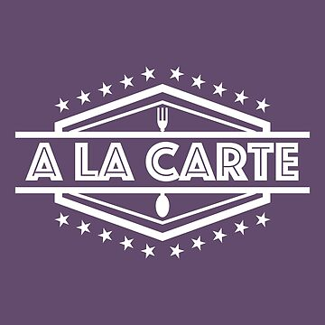 Excuse My French - A La Carte by Boulinosaure