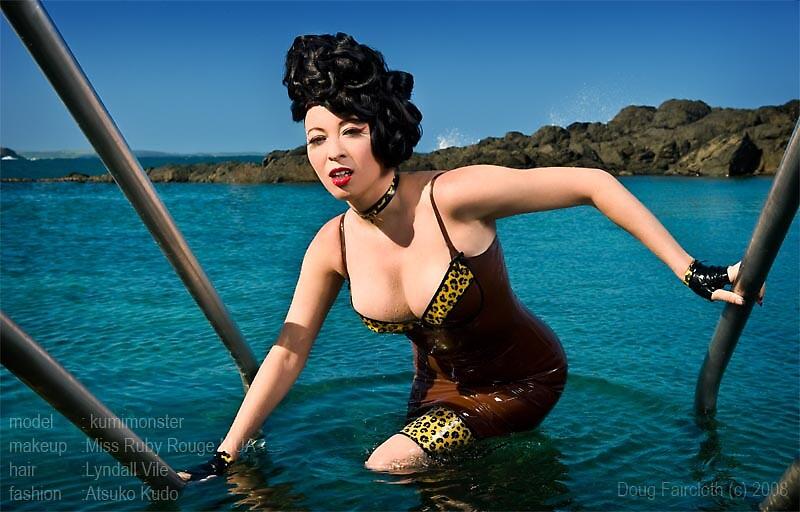 beautiful waters by Maree Spagnol Makeup Artistry (missrubyrouge)