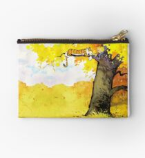 Calvin and Hobbes - Fall Break Studio Pouch