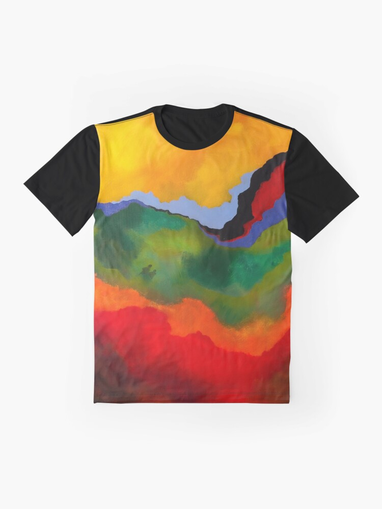 Alternate view of JOURNEY Graphic T-Shirt
