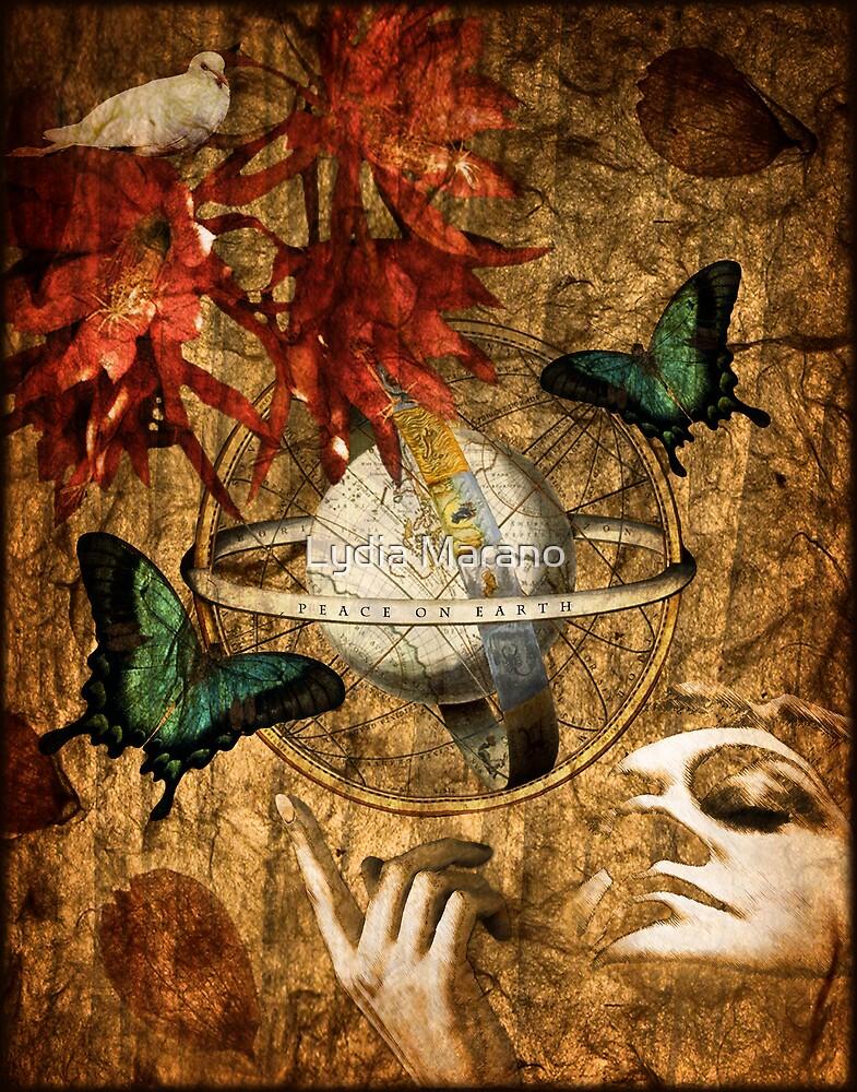Peace by Lydia Marano