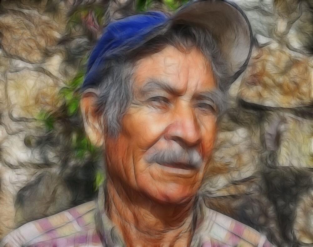 El Jardinero by Kay  G Larsen