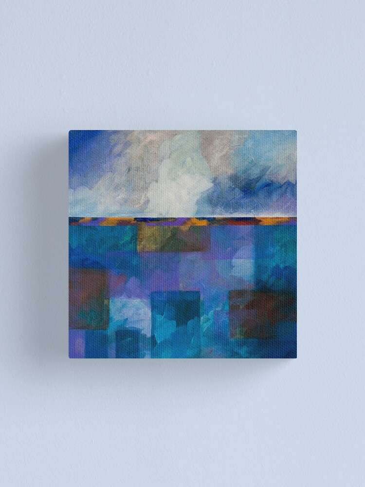 Alternate view of APPROACHING STORM Canvas Print