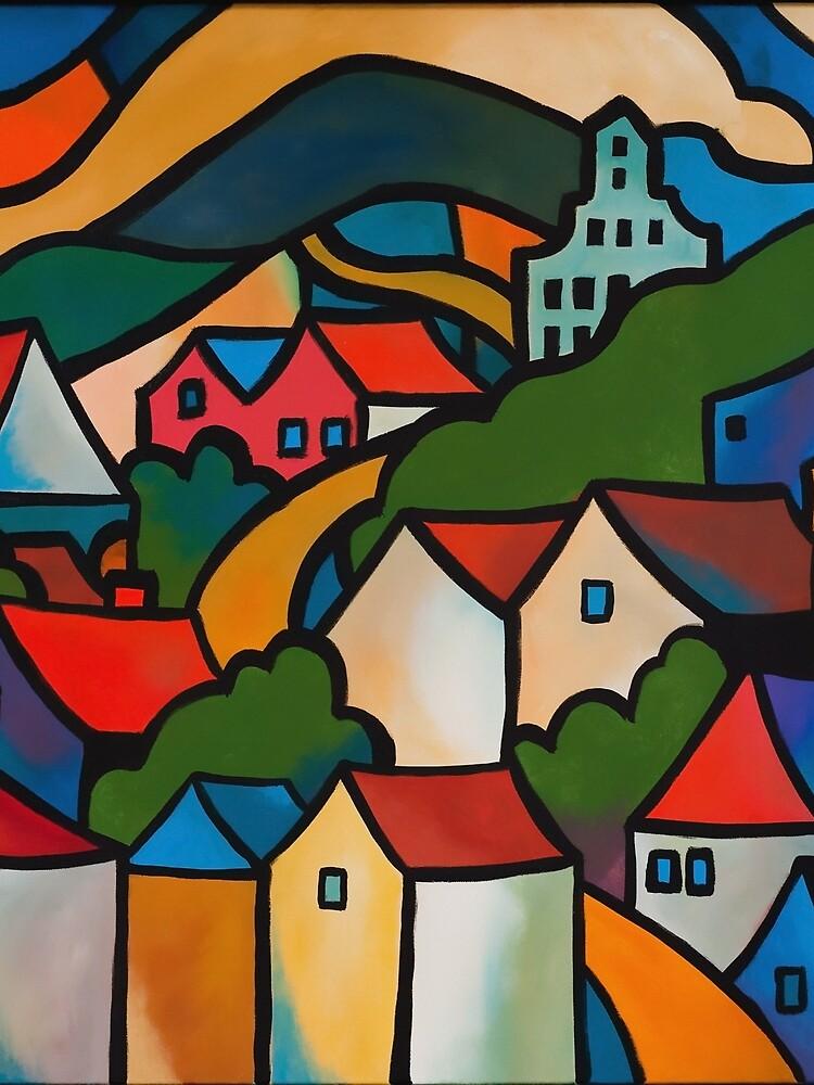 CASCADE BREWERY, HOBART, TASMANIA by arttas