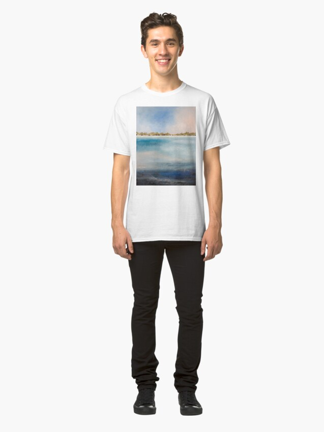 Alternate view of EARLY MORNING ACROSS THE BAY Classic T-Shirt