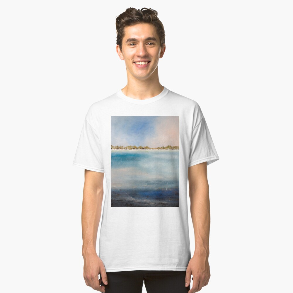 EARLY MORNING ACROSS THE BAY Classic T-Shirt