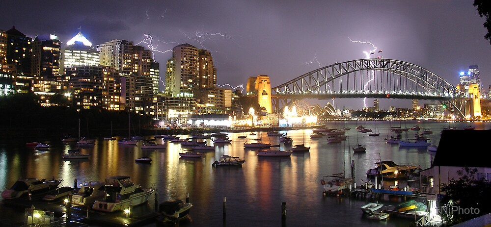 Harbour Lights by Nathan Jermyn