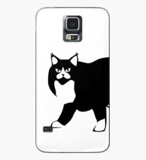 I do what I want. Maine Coon Cat | NickerStickers on Redbubble Case/Skin for Samsung Galaxy