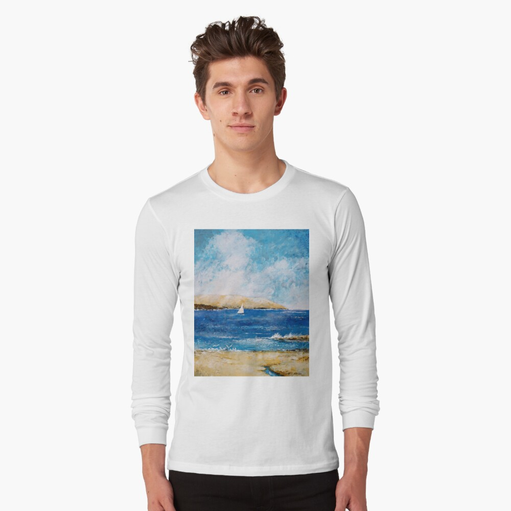 ACROSS THE DERWENT II Long Sleeve T-Shirt