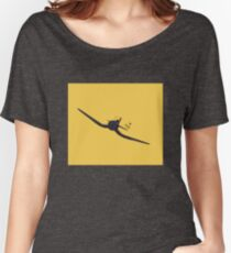 F-4U Corsaire [comics edition] 4 Women's Relaxed Fit T-Shirt