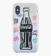 Coca - Cola iPhone Case