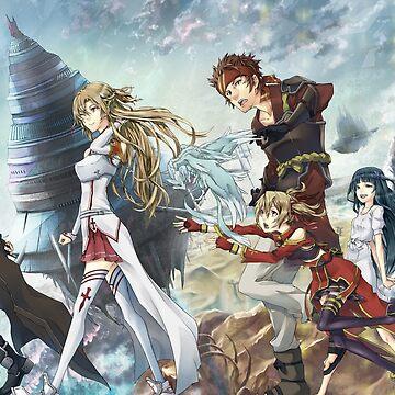 Sword Art Online by AlexTrpmn