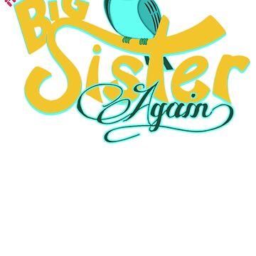 Owl Big Sister Again WV246 Trending by Diniansia