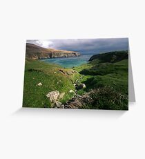 The Silver Strand Greeting Card
