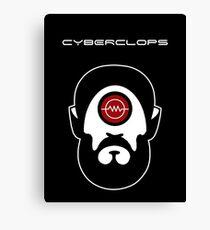 Cyberclops Canvas Print