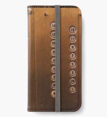 Thirteenth Floor iPhone Wallet/Case/Skin