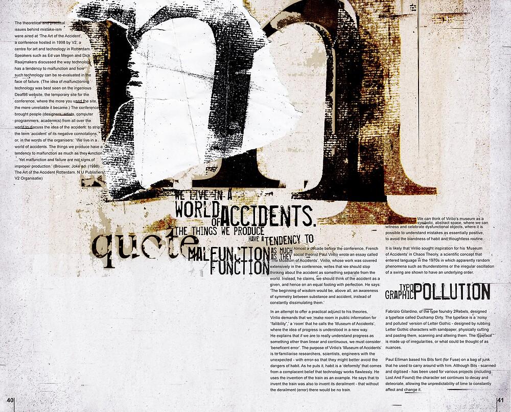 Faux-Magazine Spread 2 by jarradspring
