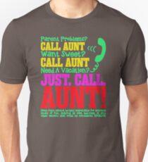 Parent Problems Just Call Aunt OY59 Trending Unisex T-Shirt