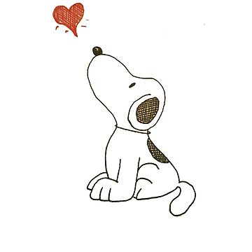 Snoopy Love by K8LY