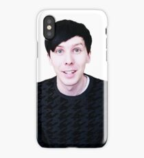 Phil Lester Youtuber From Dan And Phil  iPhone Case/Skin
