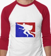 Quidditch  Men's Baseball ¾ T-Shirt