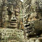 Heads of Stone by Dan Sweeney
